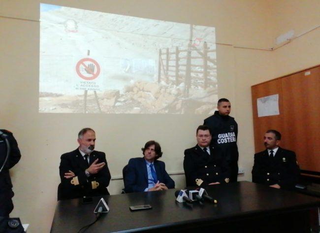 Scala dei Turchi, la Procura ha affidato la custodia alla Regione