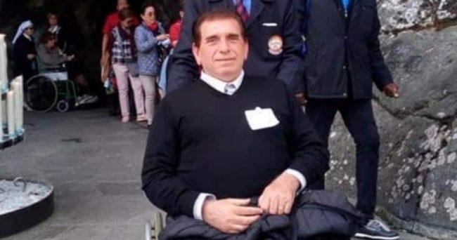 Giornalista disabile allontanato dal campo, la nota di Assostampa