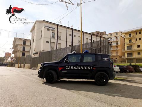 Spaccio di droga a Favara, 4 arresti nel blitz dei Carabinieri