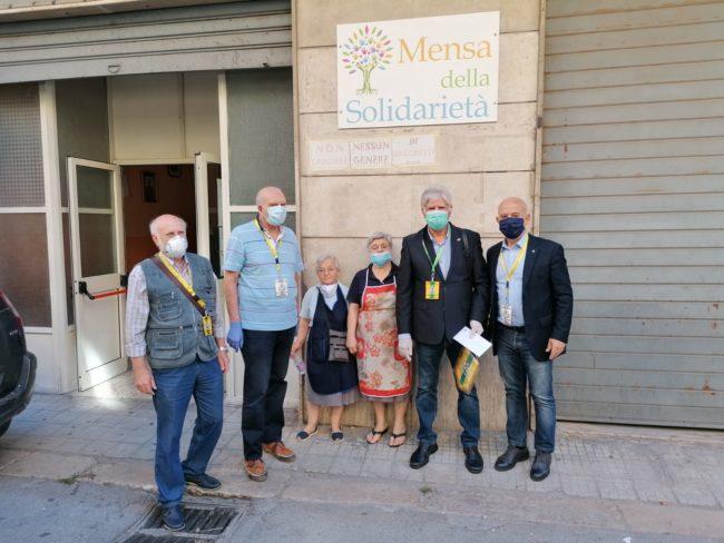 I Maestri del Lavoro di Agrigento hanno guidato una raccolta fondi per i più bisognosi