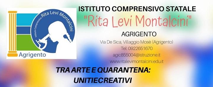 """""""Tra arte e quarantena"""": progetto all'istituto Montalcini"""