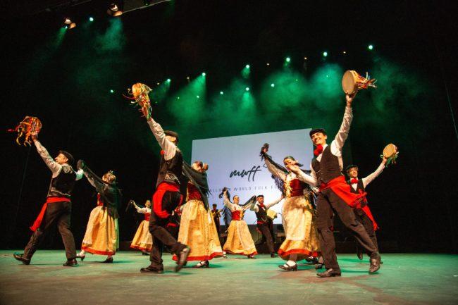 L'Akragas Folk Dance Group sfida il Covid