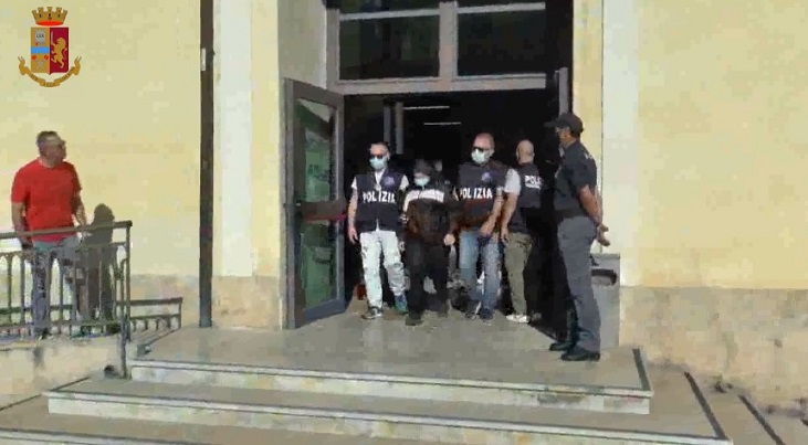 Blitz antidroga in provincia di Agrigento, 15 arresti