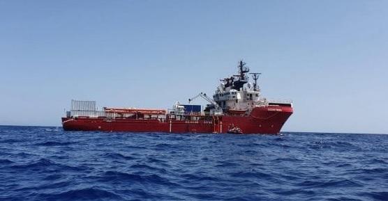 Fermo amministrativo per la Ocean Viking a Porto Empedocle