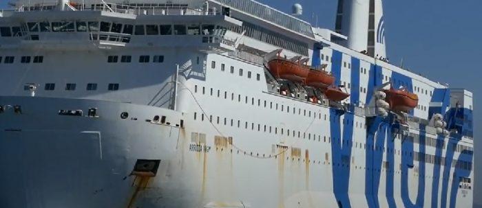 Immigrazione, la nave Azzurra sostituisce la Moby Zazà