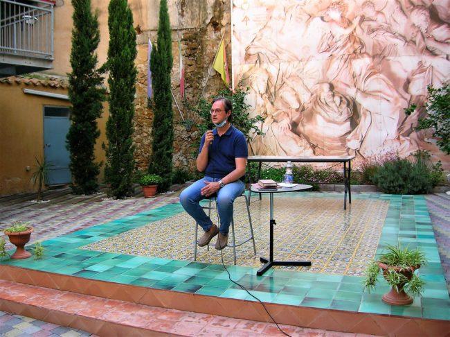 Ricordata la figura di Ezio D'Errico presso l'accademia di belle arti Michelangelo