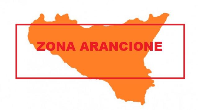 Coronavirus, Sicilia in zona arancione