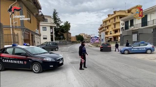 Proseguono i controlli di Polizia e Carabinieri per il rispetto delle misure anti Covid