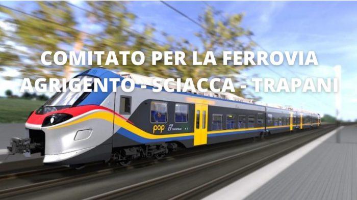 Ricostruire la ferrovia Agrigento – Trapani con il Recovery Plan: l'appello di sindaci e associazioni