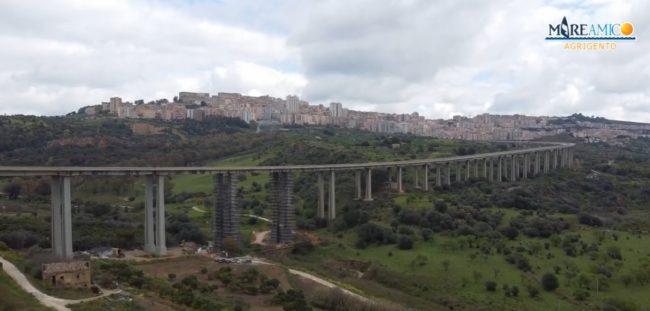 Iniziati i lavori sul viadotto Morandi