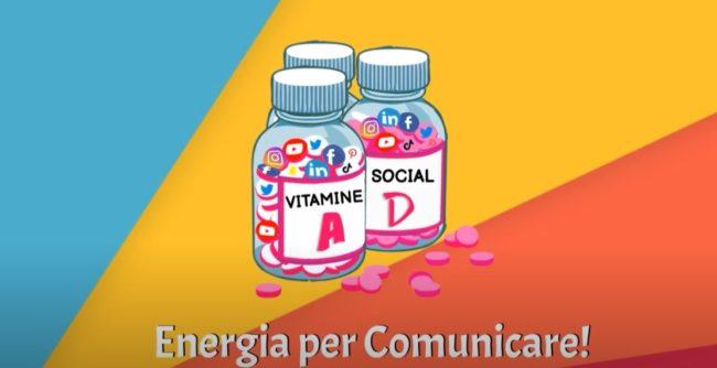 """La prima puntata di """"Vitamine Social"""""""