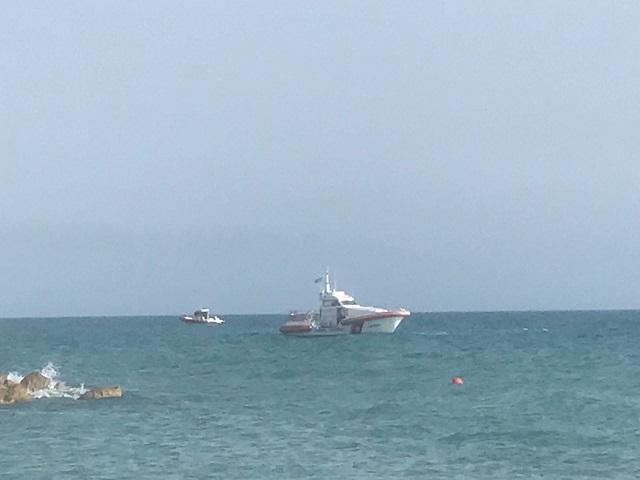 Individuato il relitto del naufragio del 30 giugno