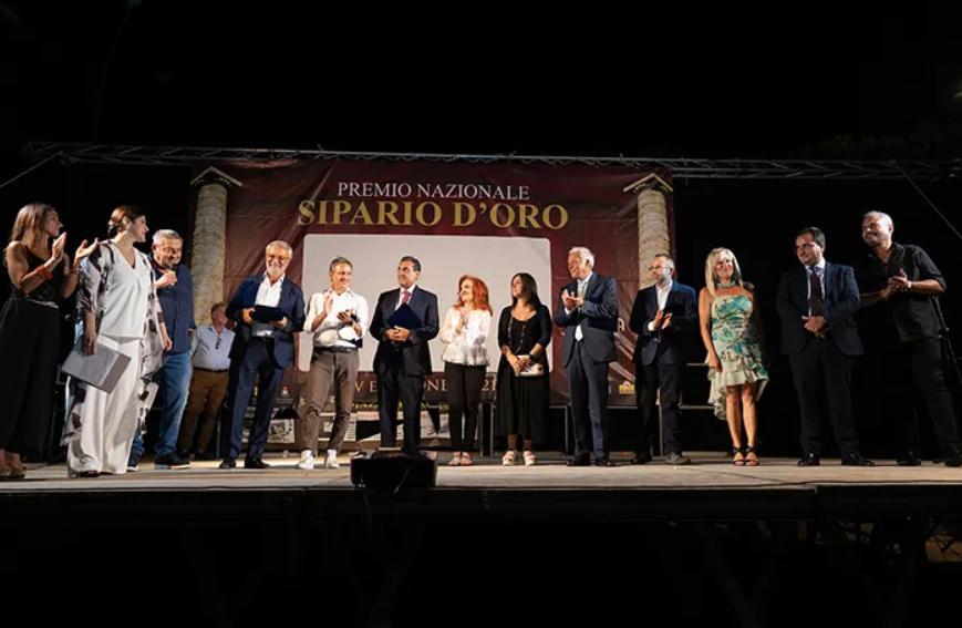 """Successo per la 14esima edizione del premio nazionale """"Sipario D'Oro"""""""